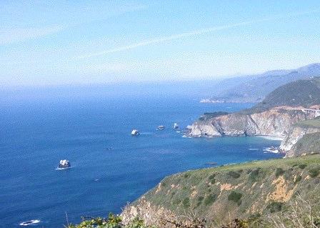 Entre San Francisco y Sl Obispo - Versión 2