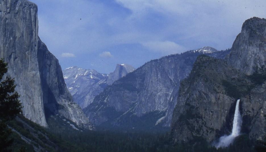 Yosemite Park, California - Versión 2