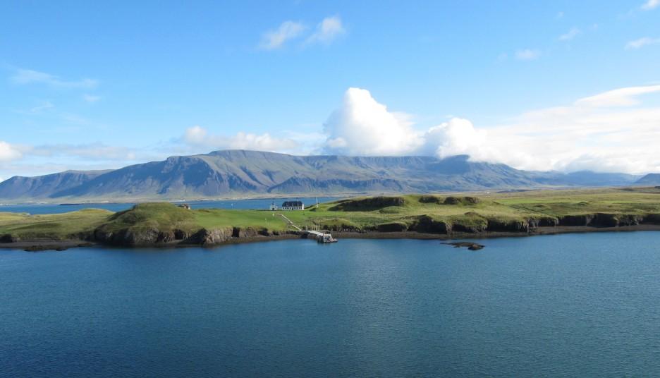 La calma, Reykjavik.