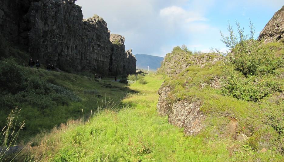 Tingvellir. Islandia